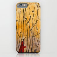 iPhone & iPod Case featuring Little Red by Mike Oncley