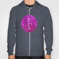 Sparkles Are A Girl's Be… Hoody