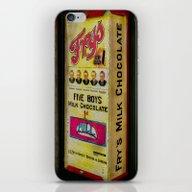 Vintage Chocolate Vendin… iPhone & iPod Skin