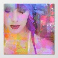 Suspend The Moment Canvas Print