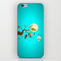 Fall Down  iPhone & iPod Skin