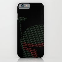 iPhone & iPod Case featuring Peek-a-Boba by maclac