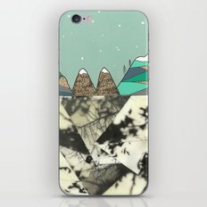 Winter Slopes iPhone & iPod Skin