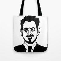 RDJ Tote Bag