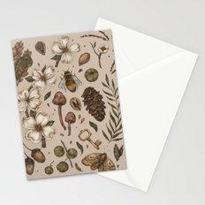 Nature Walks (Light Background) Stationery Cards