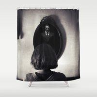 You've Been Very Rude... Shower Curtain