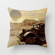 Remembered Throw Pillow