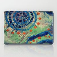 Compass Dial iPad Case