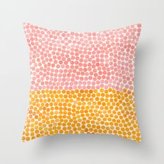 Dance 4 Throw Pillow