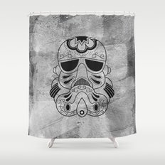 Storm Trooper #1 Shower Curtain