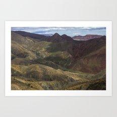 Morocco I Art Print