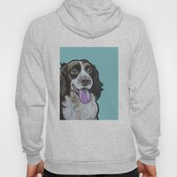 Bea the Springer Spaniel Hoody