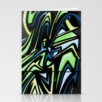 Free Flow Stationery Cards
