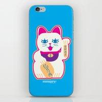 Neko iPhone & iPod Skin