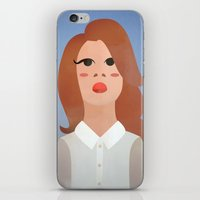 Born To Die iPhone & iPod Skin