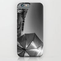 Salton Sea and an Umbrella iPhone 6 Slim Case