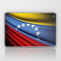 Flag Of Venezuela Laptop & iPad Skin