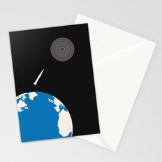 First Moon Landing Apollo 11 Stationery Cards
