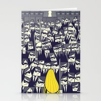 Crazy 88 Stationery Cards