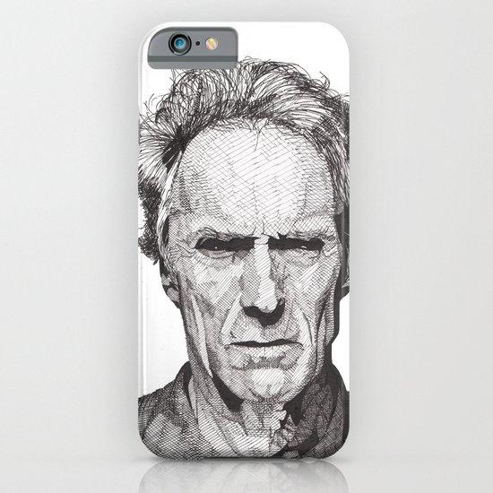 Clint iPhone & iPod Case