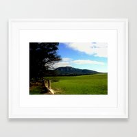 The Pyrenees - Australia Framed Art Print
