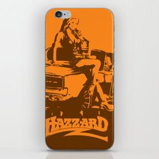 Hazzard & Girls iPhone & iPod Skin