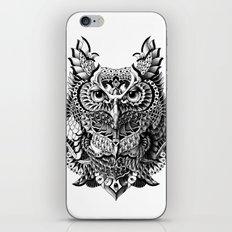 Century Owl iPhone & iPod Skin