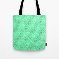 Hipsters Tote Bag