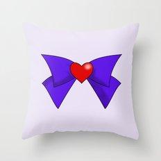 Super Sailor Mars Throw Pillow