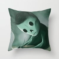 Unwritten Throw Pillow
