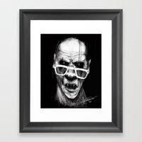 Van Ampire Framed Art Print