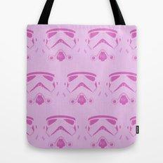 Troops In Pink Tote Bag