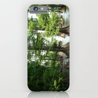 iPhone & iPod Case featuring Trees by Mark James