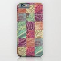 Nature pattern iPhone 6 Slim Case