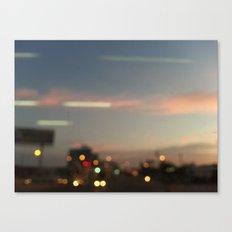 BKK SKY Canvas Print