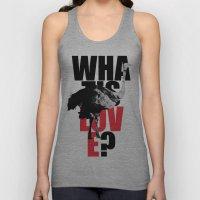 WIL? Ostrich Unisex Tank Top