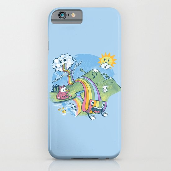 Rainbow Pasta iPhone & iPod Case