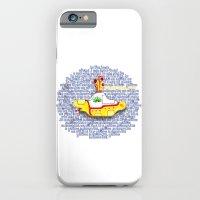 Yellow Submarine iPhone 6 Slim Case