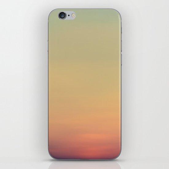 Sky #3 iPhone & iPod Skin