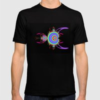 Creature Of The Deep Mens Fitted Tee Black SMALL