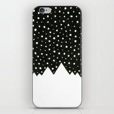 Snow Tops iPhone & iPod Skin