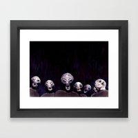 Summer Of '47 Framed Art Print