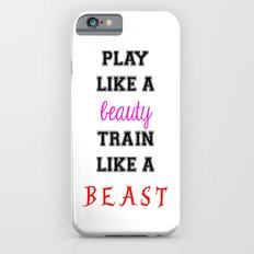 Beauty and the Beast iPhone 6s Slim Case