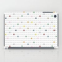 Pin Points Repeat iPad Case