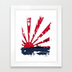 Imperial Japanese Navy Framed Art Print