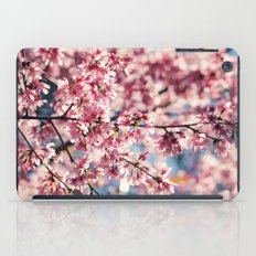 Painting the Town Pink iPad Case