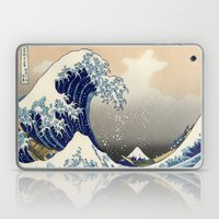 A Grande Onda Laptop & iPad Skin