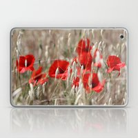 Poppies  - JUSTART © Laptop & iPad Skin