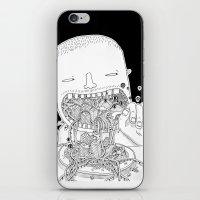 Eat Millo iPhone & iPod Skin