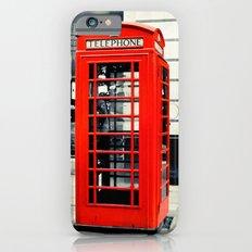 British Telephone Booth iPhone 6s Slim Case